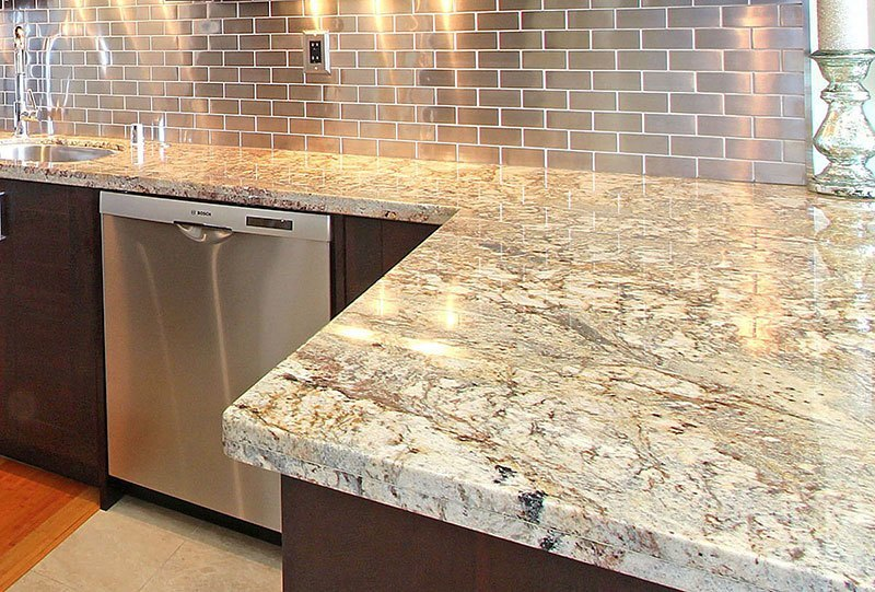 are countertops priced by square foot